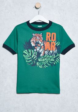 Youth Tiger T-Shirt