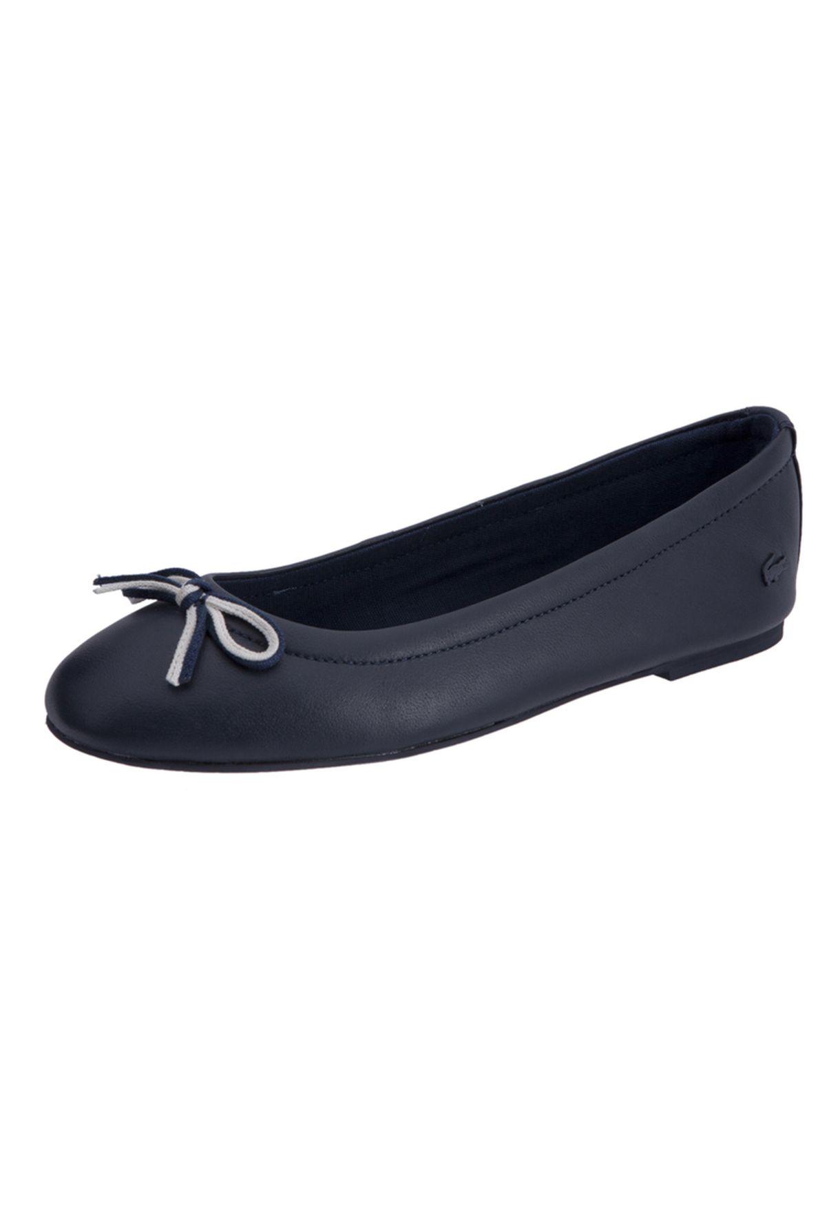 Shop Lacoste black Casual Ballerina Shoes 23srw1024-38f for Women in Kuwait  - LA014SH13XNA 364af832274