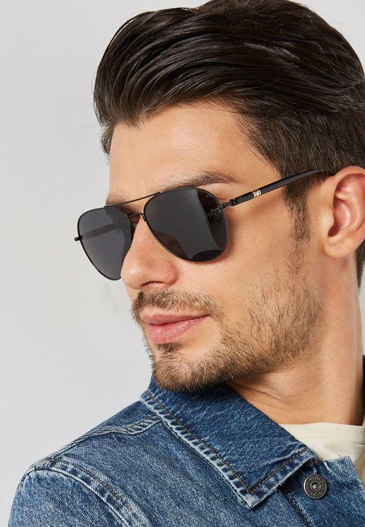 9e5ebad17153c نظارات شمسية رجالية 2019 - نمشي السعودية