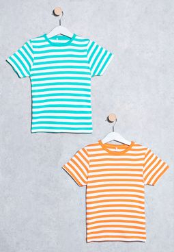 Kids 2 Pack Villy T-Shirts