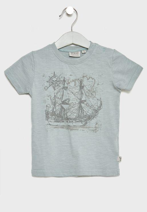 Infant Ship T-Shirt