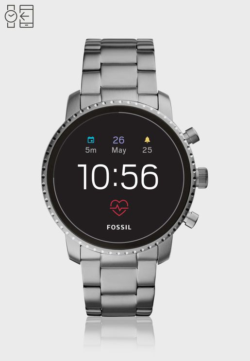 FTW4012 Gen 4 Explorist HR Smartwatch