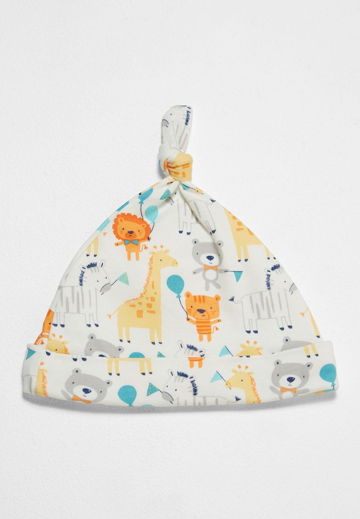 Infant Party Animals Hat