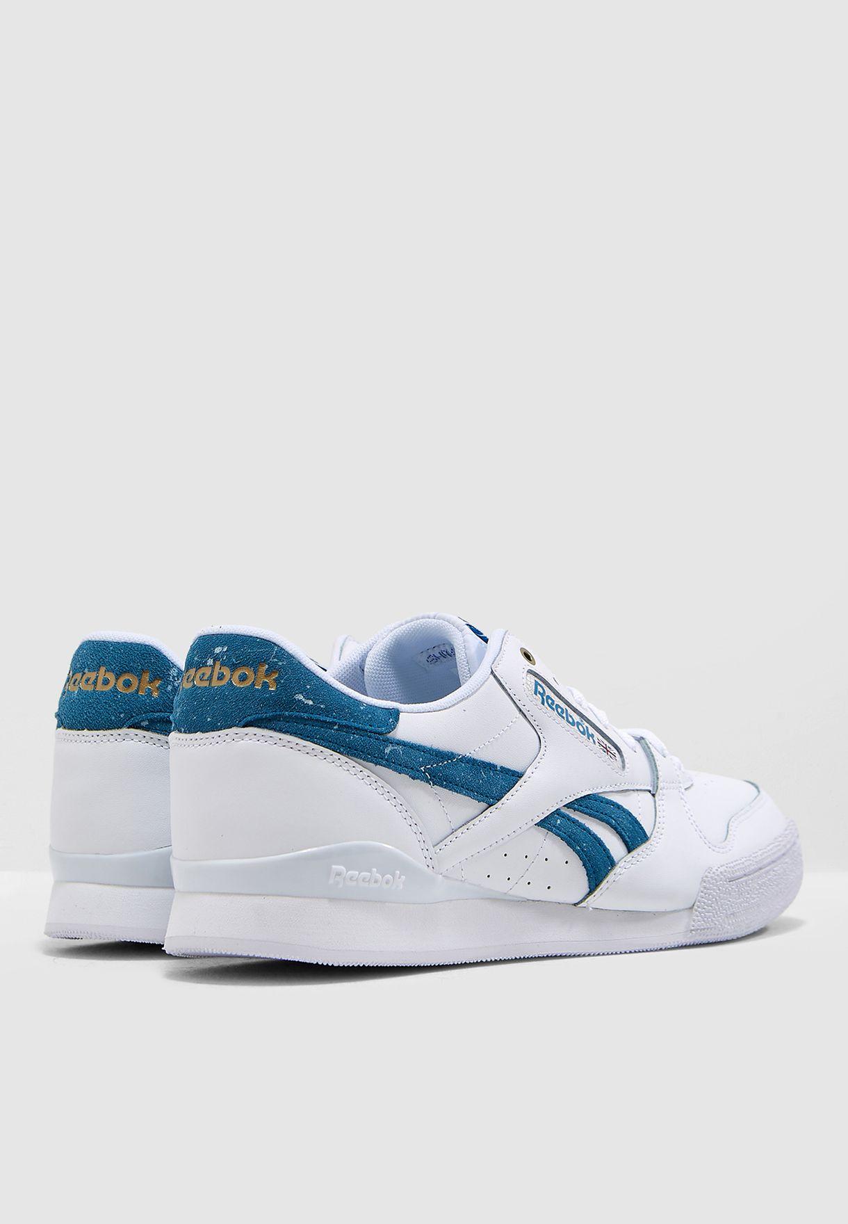 Shop Reebok white Phase 1 Pro MU CN3856 for Men in UAE - RE019SH03NSQ 2e5dfe8d4