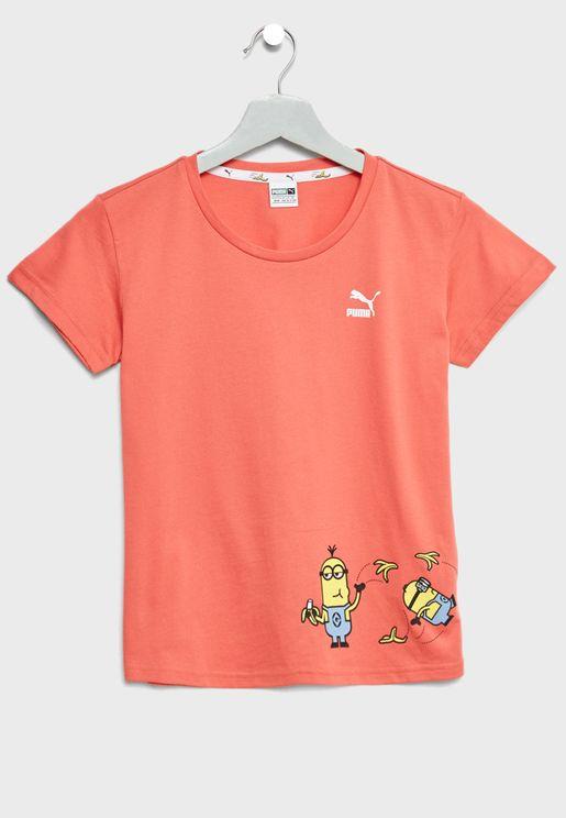 Youth Minions T-Shirt