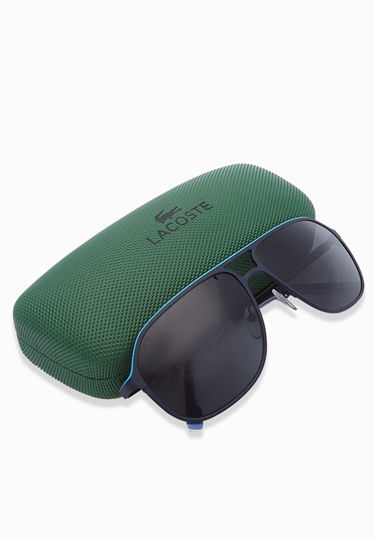 571d1d2c5 تسوق نظارة شسية افياتور ماركة لاكوست لون أسود L139SP-424 في البحرين ...