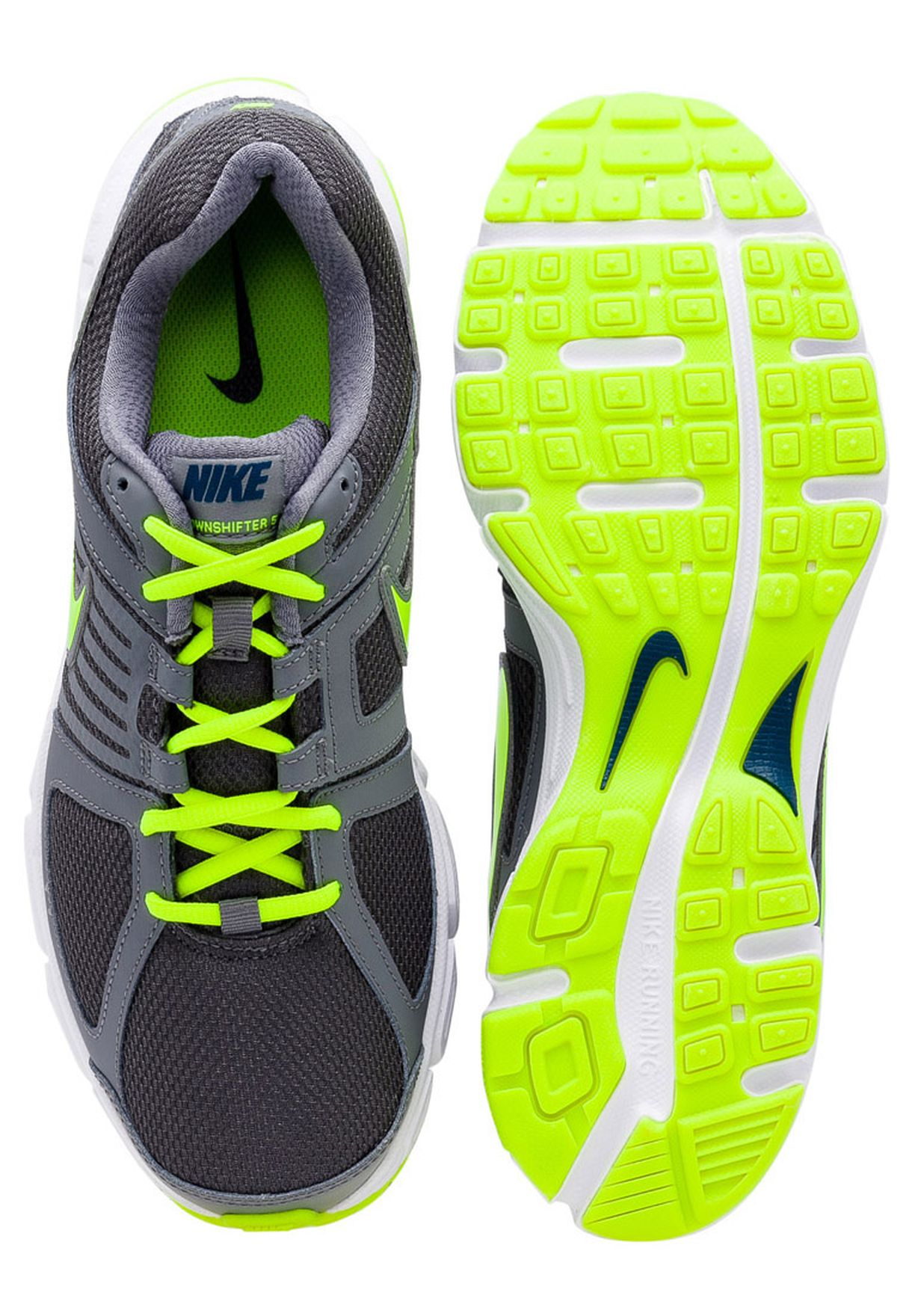 Shop Nike grey Nike Downshifter 5 538257-011 for Men in Oman ... dfaad933f3