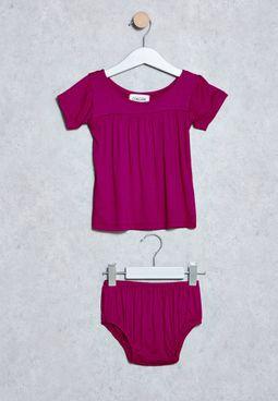 Infant Swing Dress Set