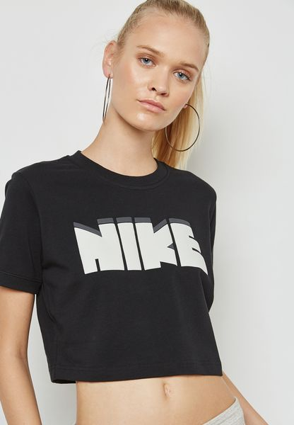 Archive Cropped T-Shirt