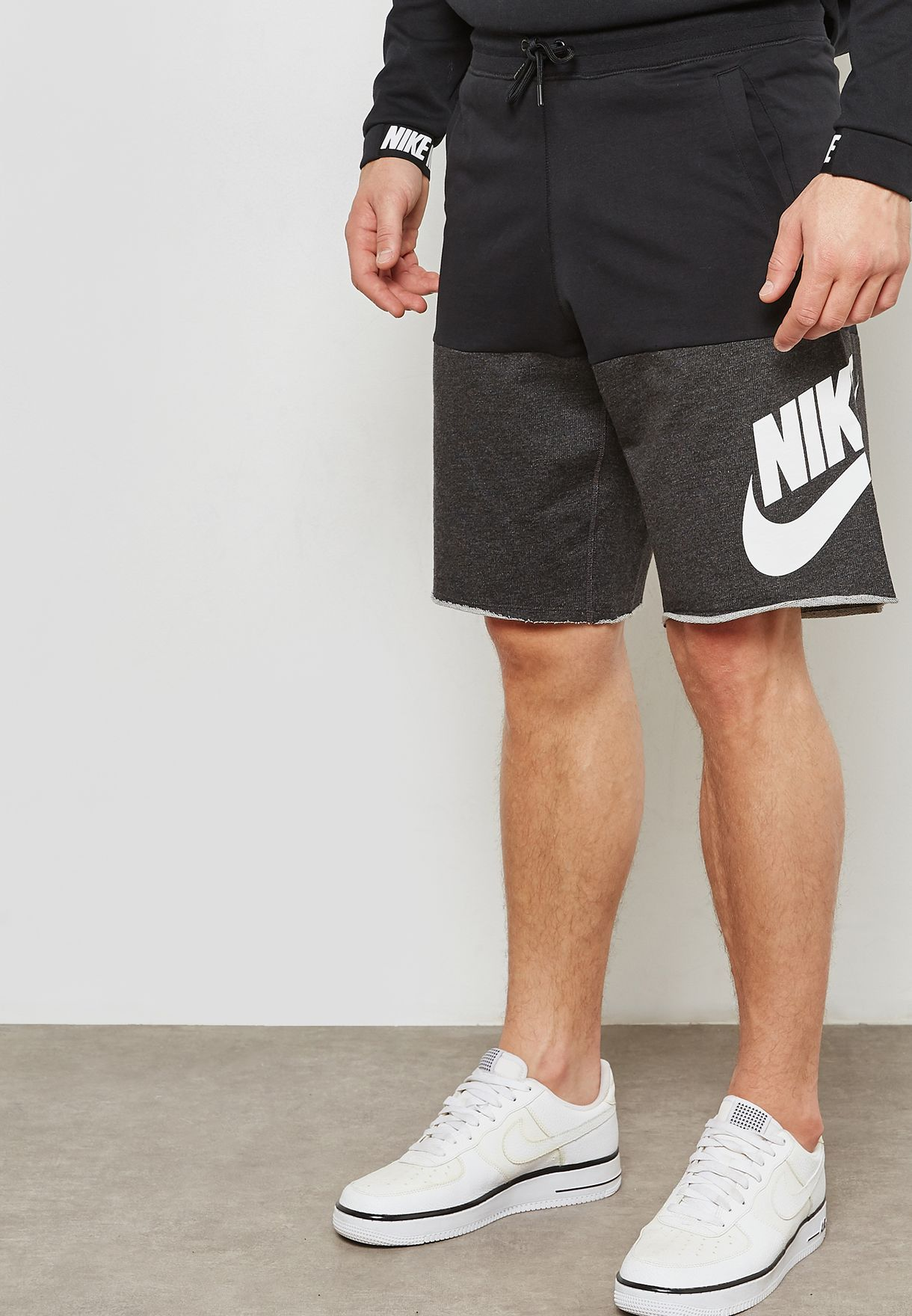Shop Nike black Franchise Shorts 910053-012 for Men in Qatar - NI727AT03GUA a3663a34bd