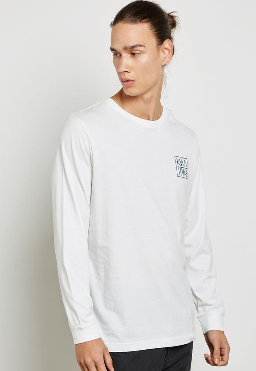 Flipped RVCA T-Shirt