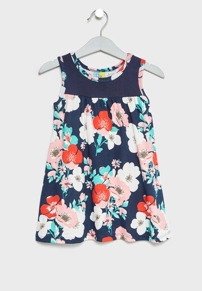 Infant Flower Dress