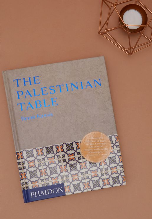 The Palestinian Table - Cookbook