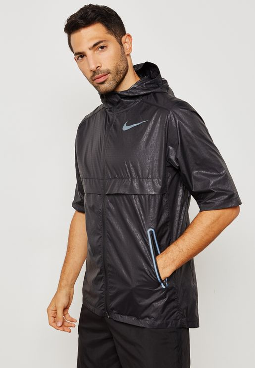Just Do It Embossed Jacket