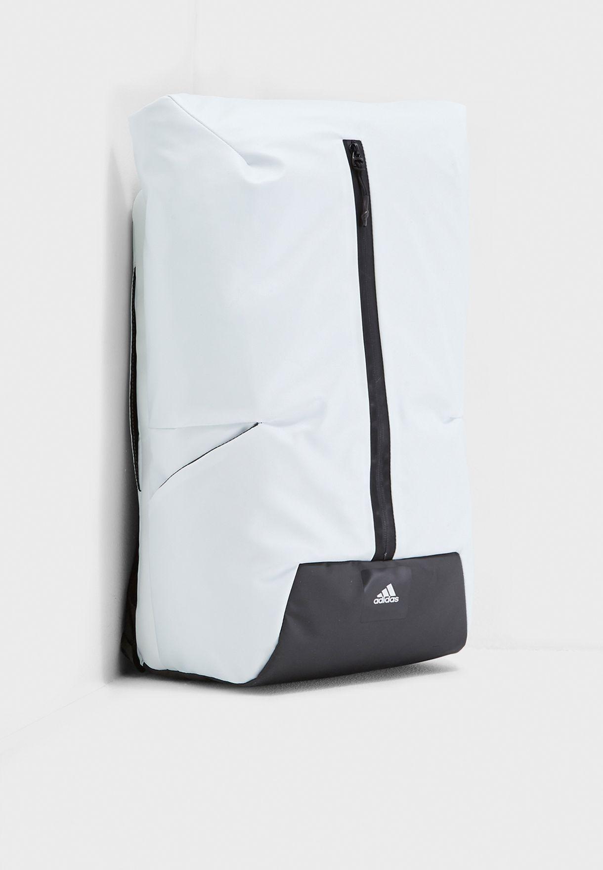 444193ae4f98 Shop adidas white Z.N.E Backpack CY6062 for Men in UAE - AD476AC03NKA