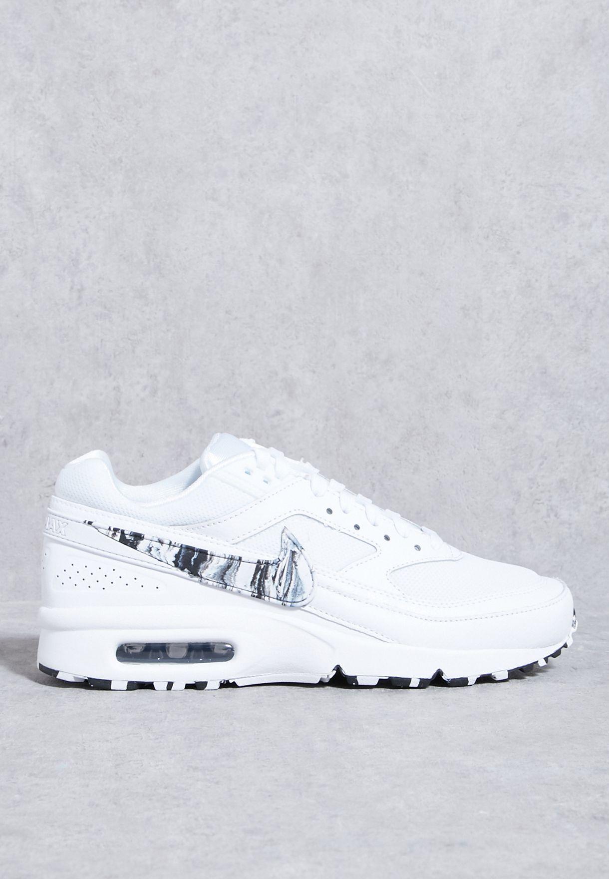 6485975b65 Shop Nike white Air Max BW 821956-100 for Women in Kuwait - NI727SH03IPK