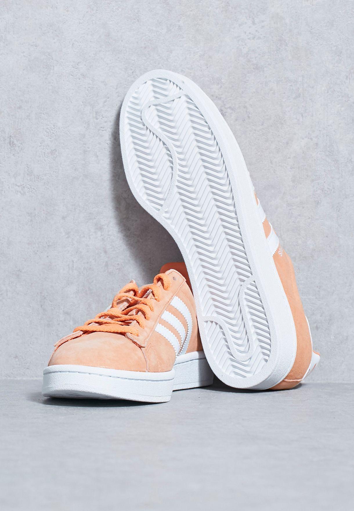 Buy adidas Originals orange Campus for