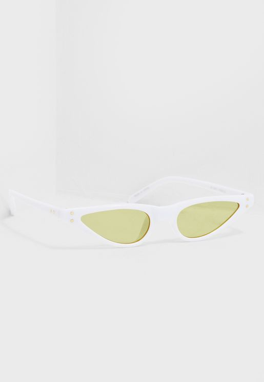 Kristi Cat Eye Sunglasses