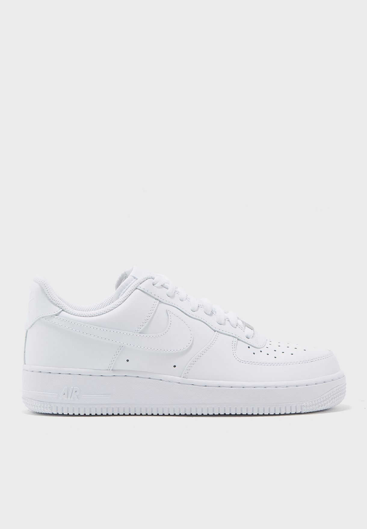on sale 53c56 07ac5 Shop Nike white Air Force 1   39 07 315115-112 for Women in UAE ...