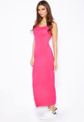 Ginger Vest Maxi Dress