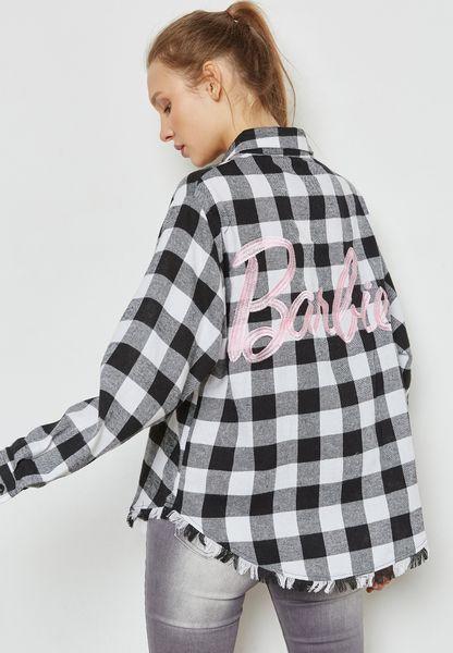 Barbie Check Shirt