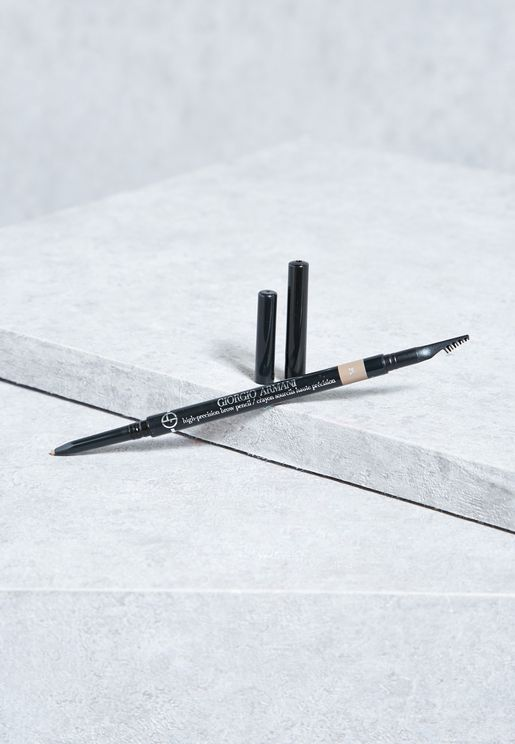 High Precision Brow Pencil - 3 Copal 0.09g/0.003o