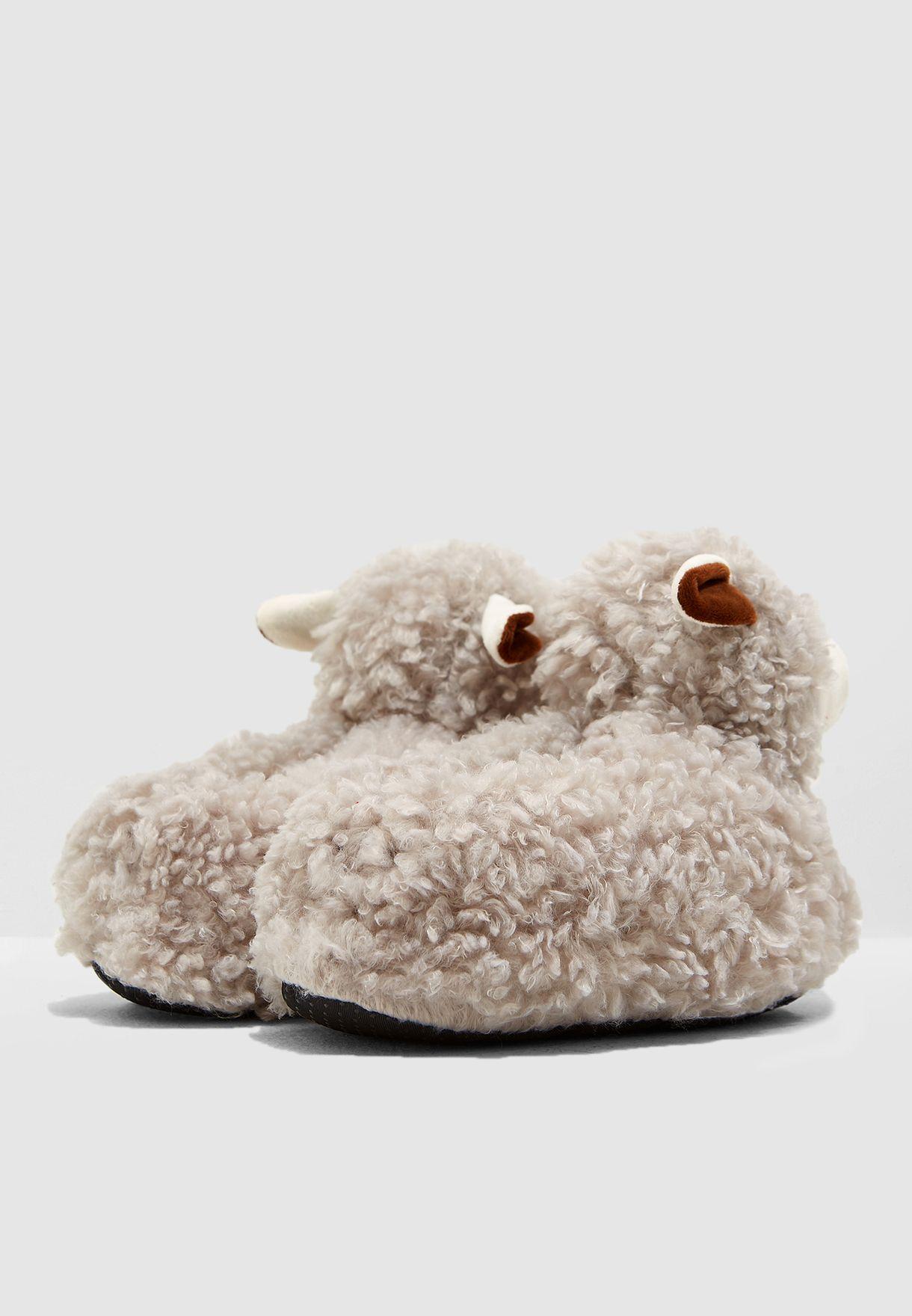 Llama Bedroom Slipper