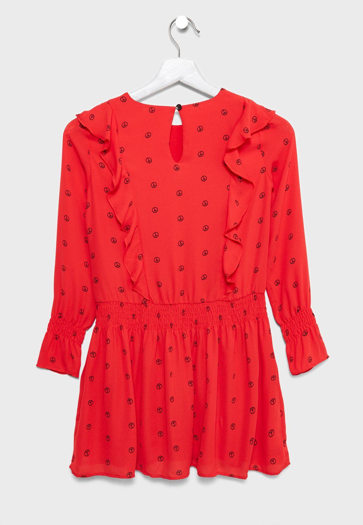 Teen Blossom Dress