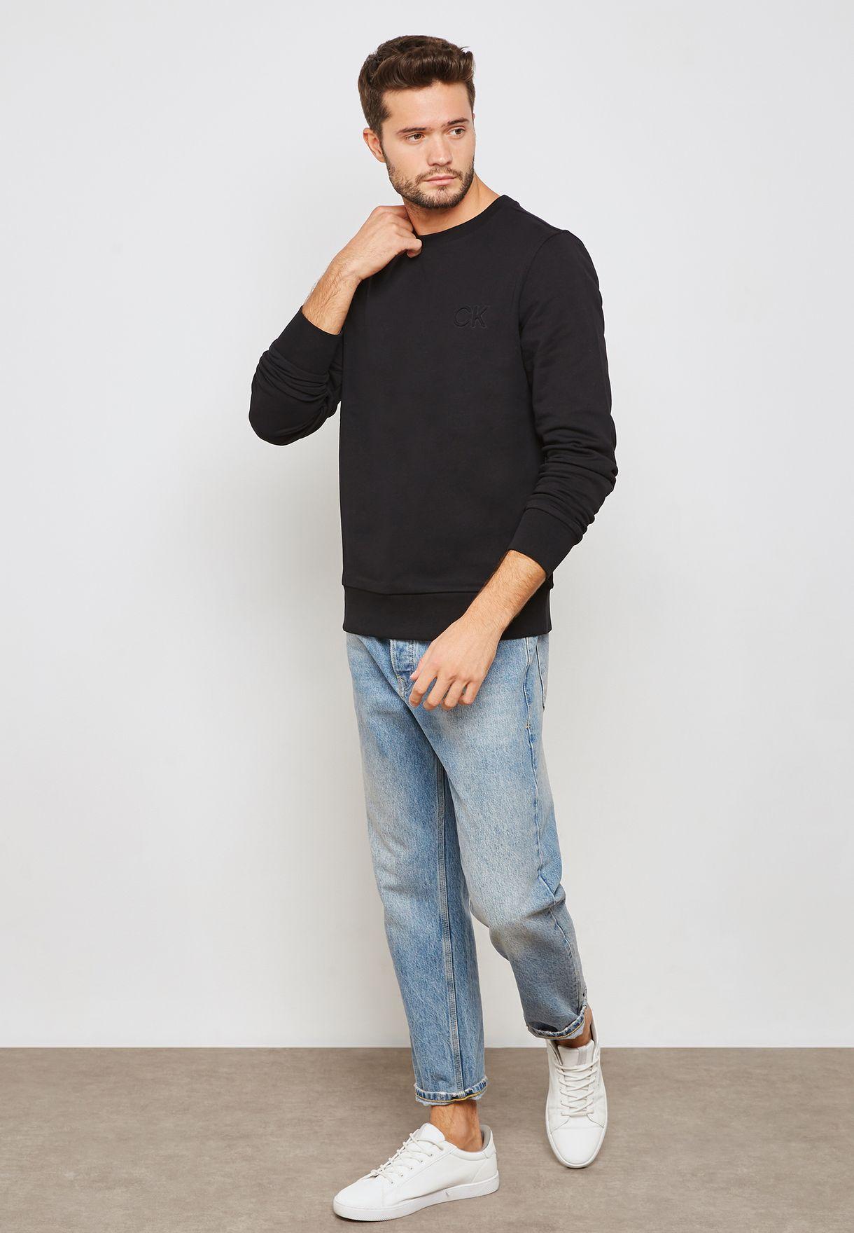Kapta Chest Logo Sweater