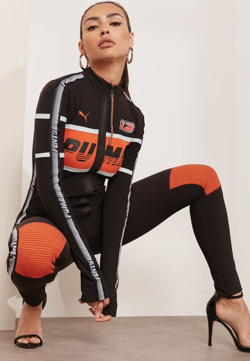 Fitted Racing Suit