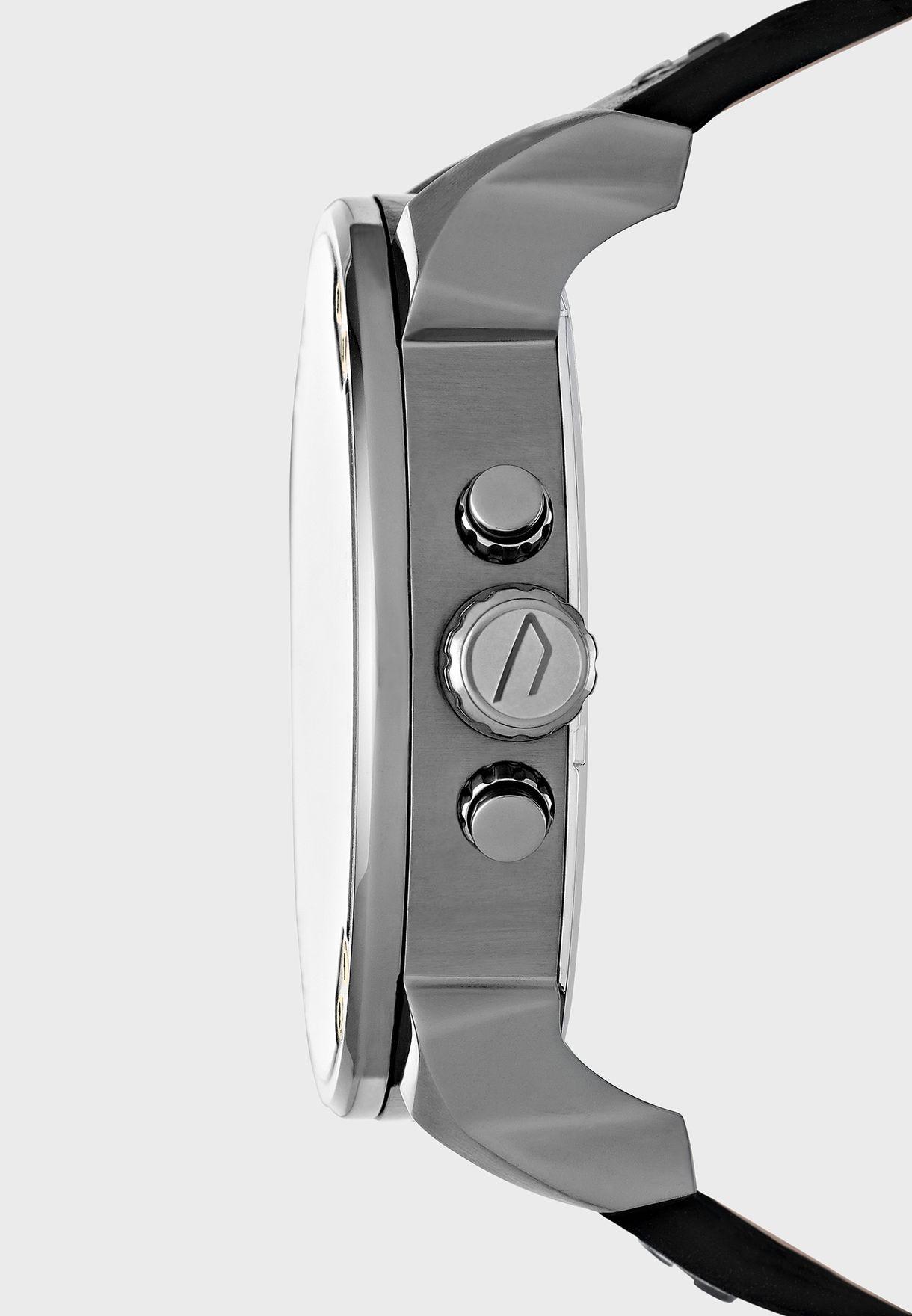 DZ7348 Dress Leather Watch