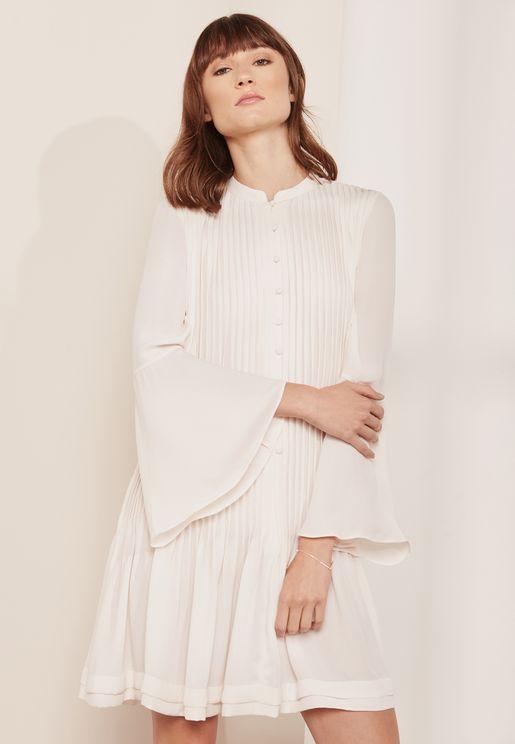 Sylvan Shirt Dress