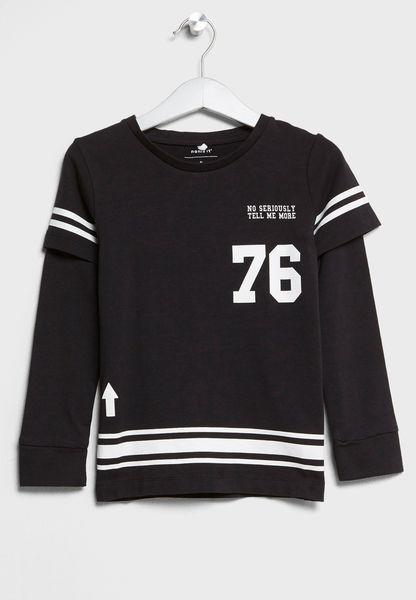 Little Varsity Sweatshirt