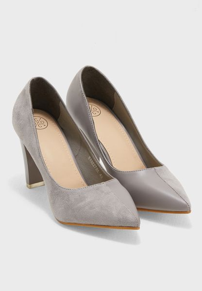 Aleeshya Heeled Pumps