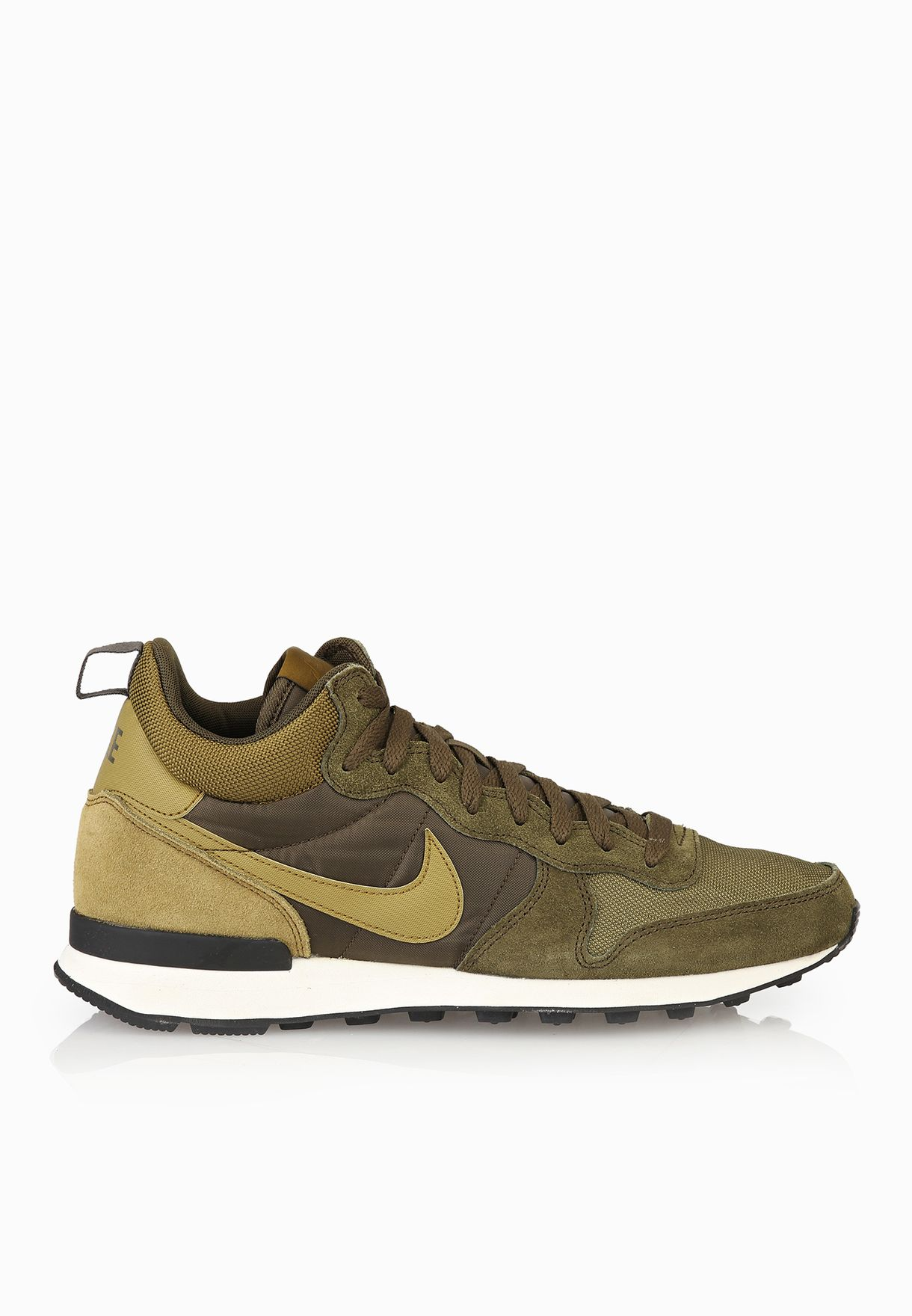 low priced 2887c 4ec19 clearance lyst nike internationalist mid sneaker in green ff014 301f5  cheapest  internationalist mid a0412 a1ae6