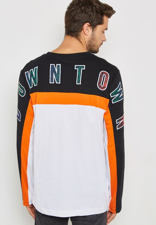Downtown Crew Neck T-Shirt
