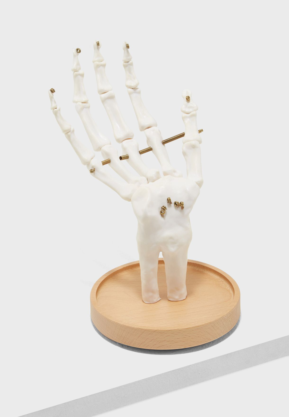 Tidy Skeleton Hand Jewellery Stand