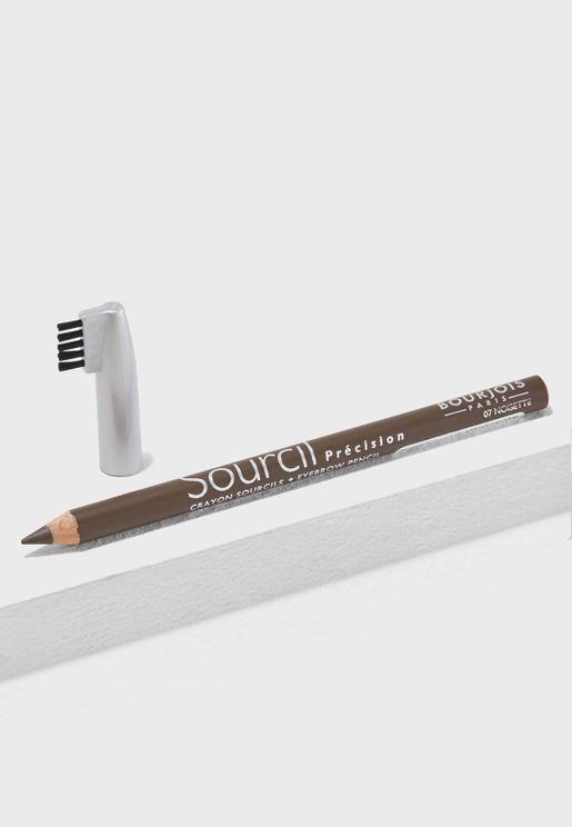 قلم حواجب سورسيل بريسيزيون #07 - 1.13 جم