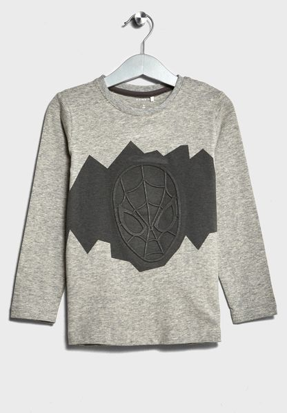 Little Spiderman T-Shirt