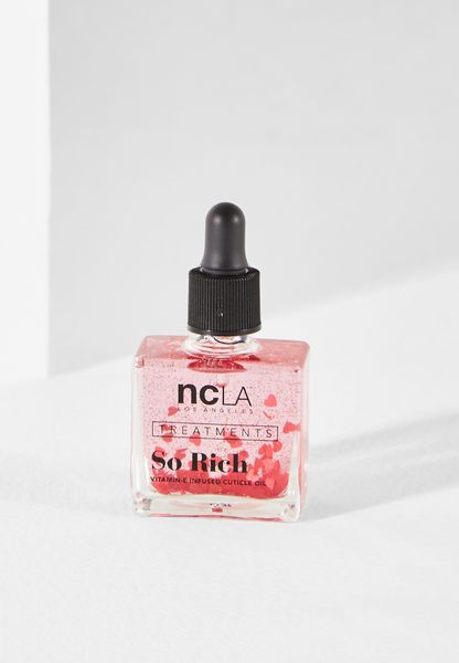 So Rich Limited  Edition - Love Potion Cuticle Oil