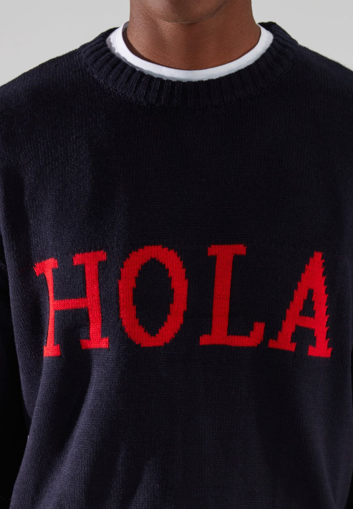 Hola Knitted Sweater