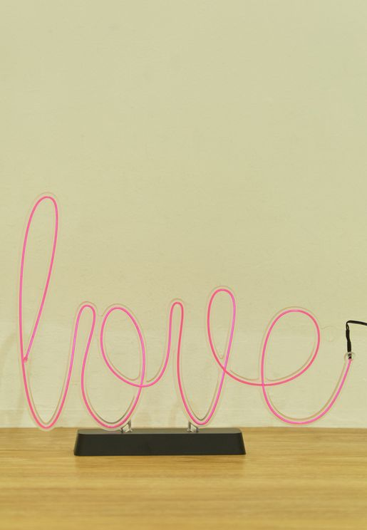 Love Sign Light