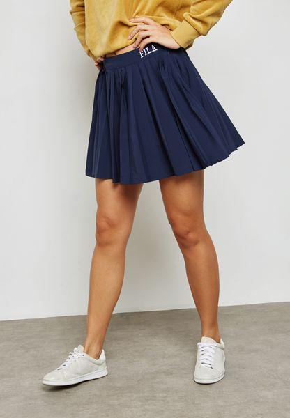 Lauryn Pleated Skirt