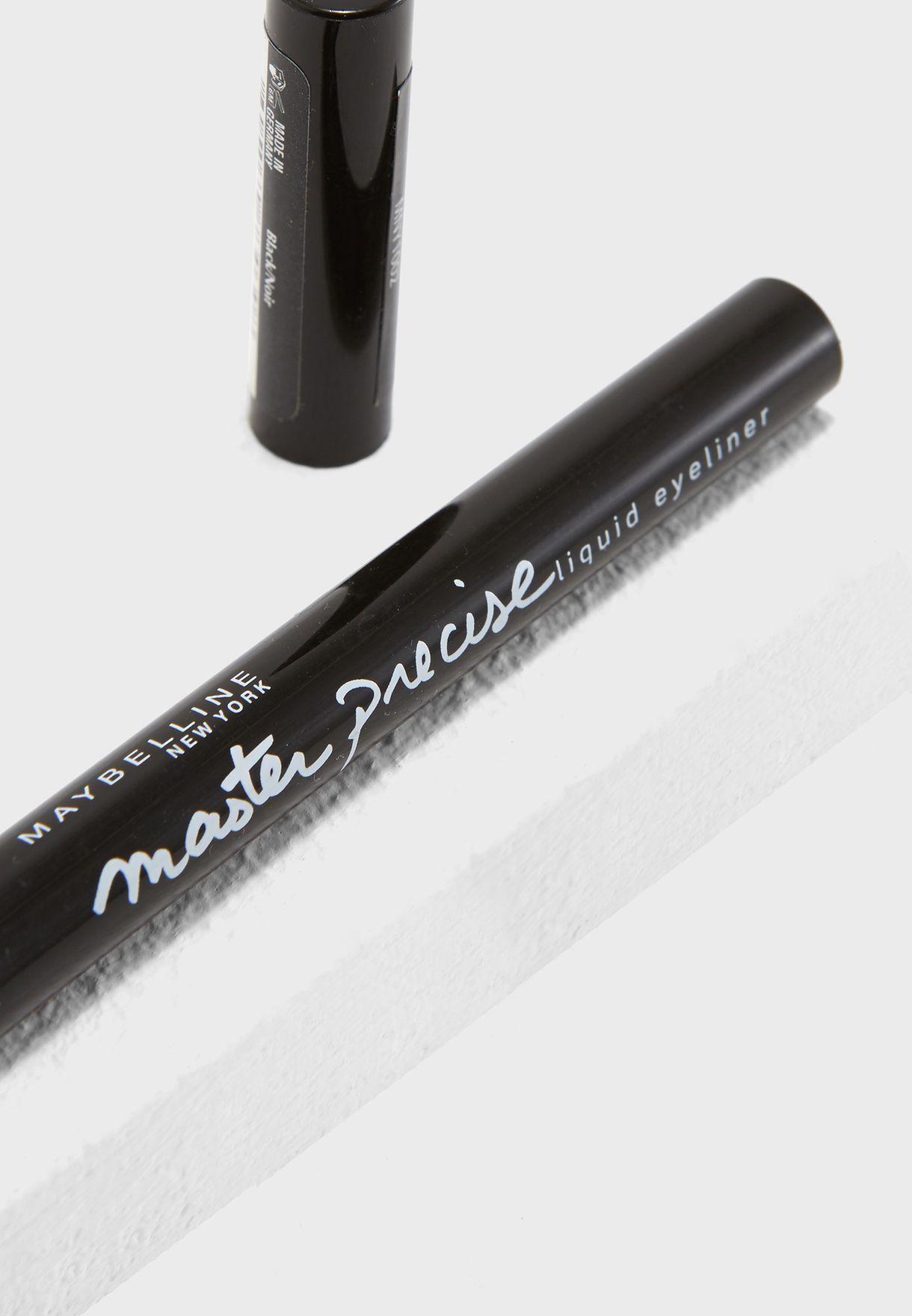 Master Precise Eyeliner Black
