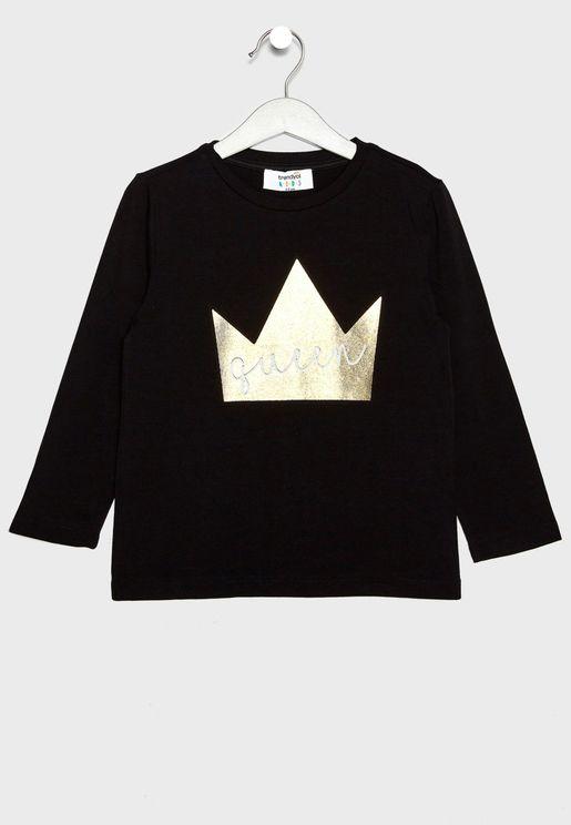Little Queen T-Shirt