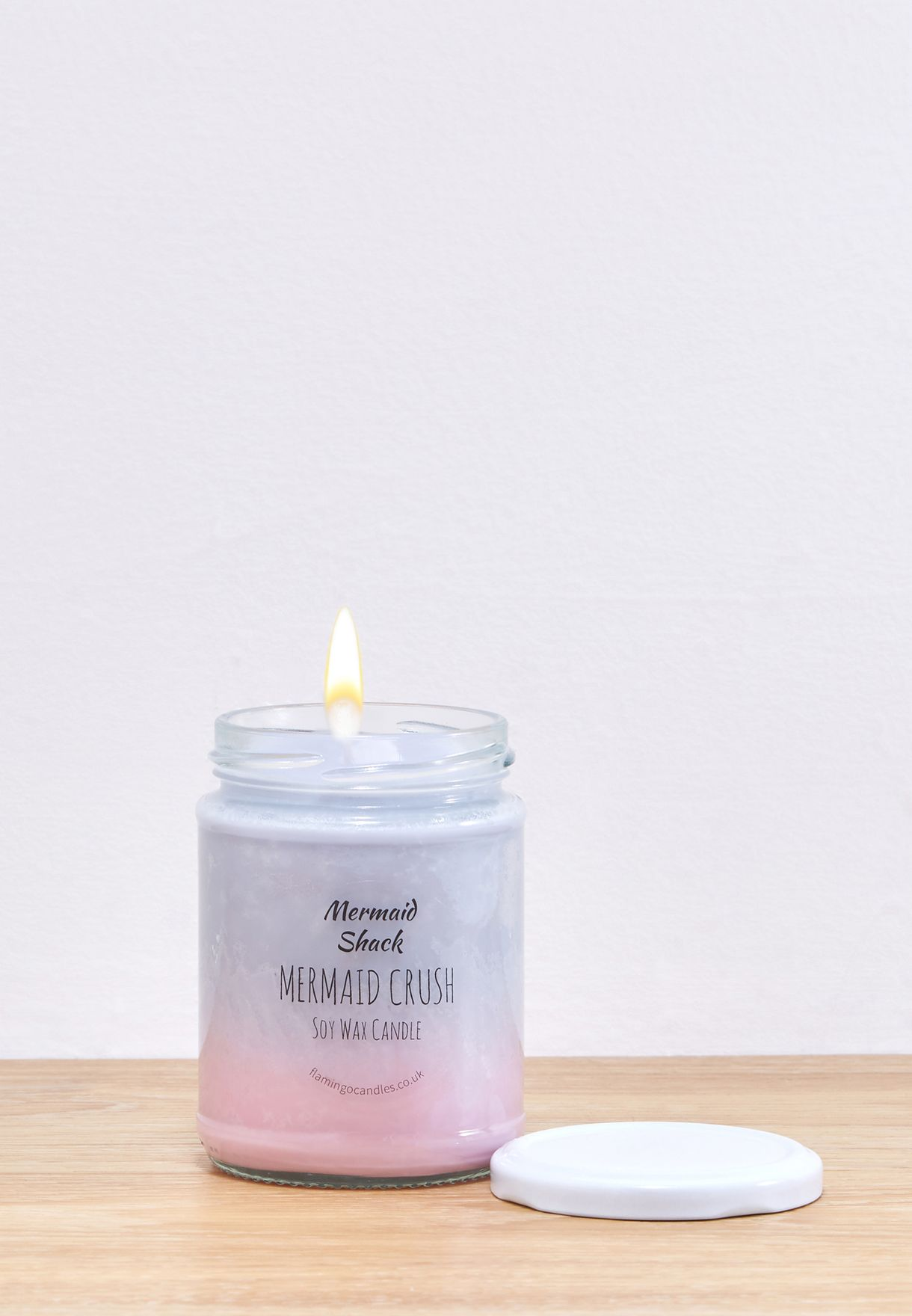 Mermaid Crush Ombre Jar Candle