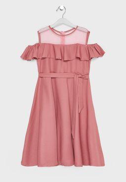 Tween Bardot Dress