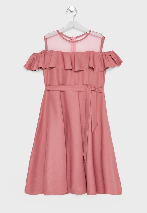 Little Bardot Dress