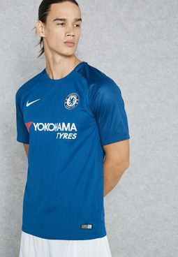 Chelsea 17/18 Home Jersey