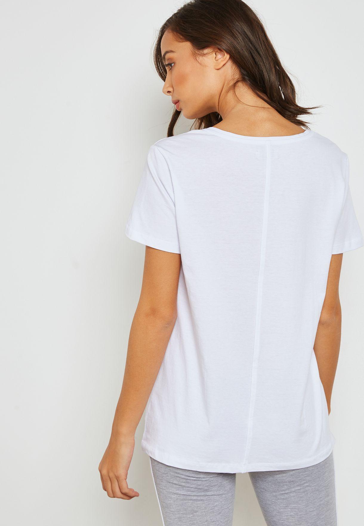 Essential V Neck T-Shirt